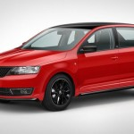 Спортивный пакет Monte Carlo для Skoda Rapid Spaceback