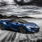 W Motors привезет на автосалон в Дубаи суперкар Fenyr SuperSport