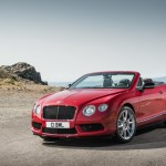 Дебютировал Bentley Continental GT V8 S 2014 в США