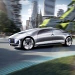 CES: Футуристический концепт Mercedes-Benz F 015 Luxury in Motion
