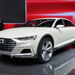 Шанхай 2015: Концепт Audi Prologue Allroad