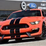 Стартовало производство Ford Mustang GT350R Shelby